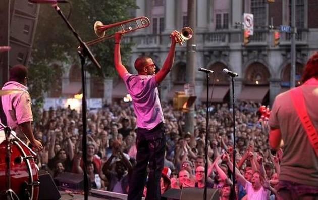 Jazz fest photo