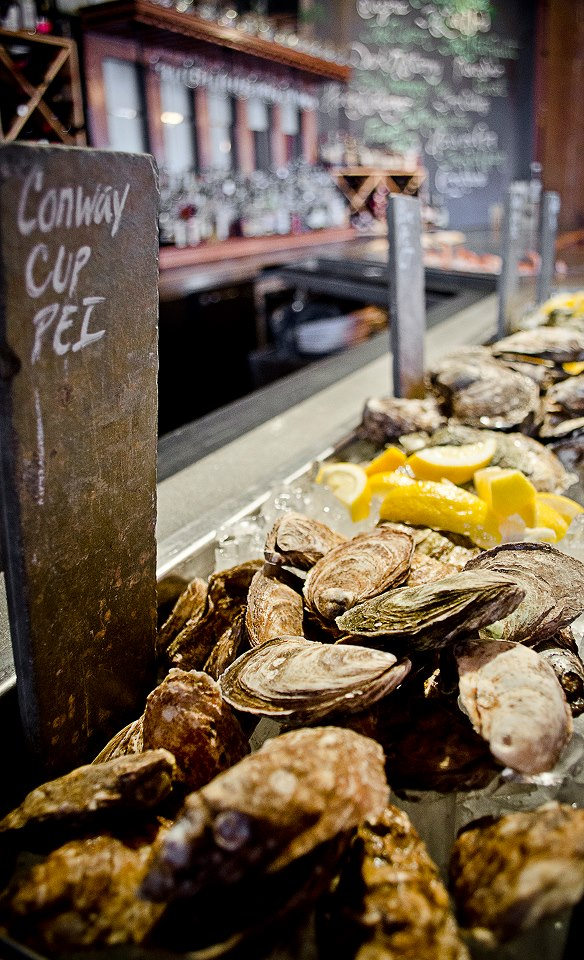 Oysters on the Half Shell - Best Dish - Rochester A-List