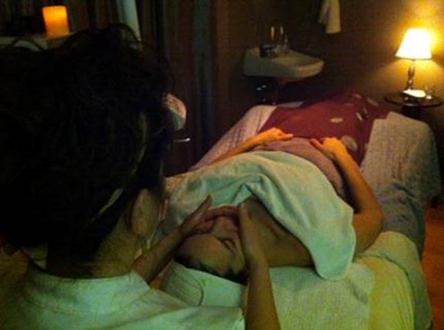 I love a good massage, and this one was heavenly.