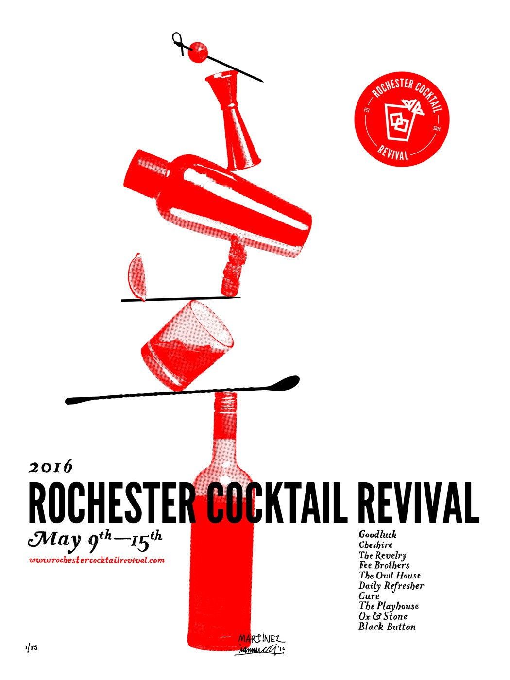 RochesterCocktailRevival