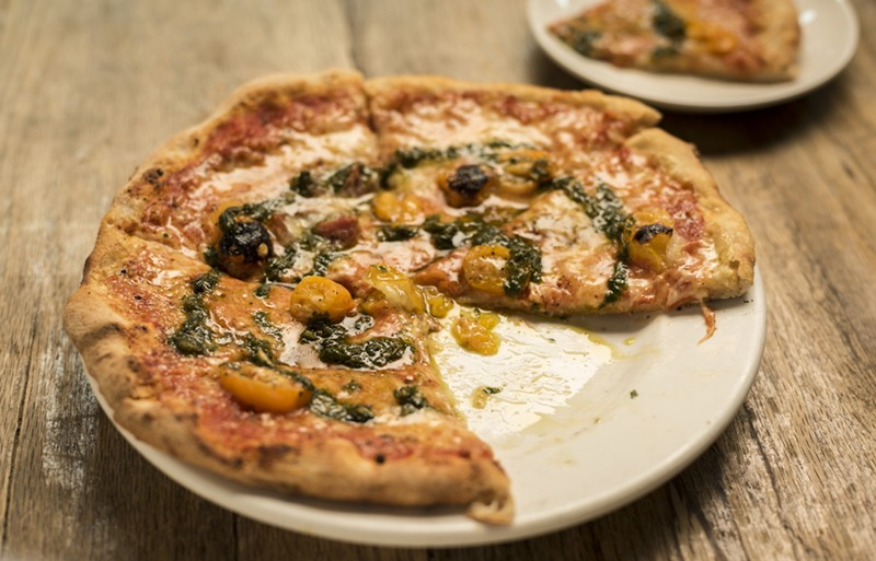 pizza2Vine