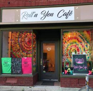 roll'n yen cafe
