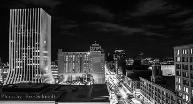 Rochester NY Skylline photo