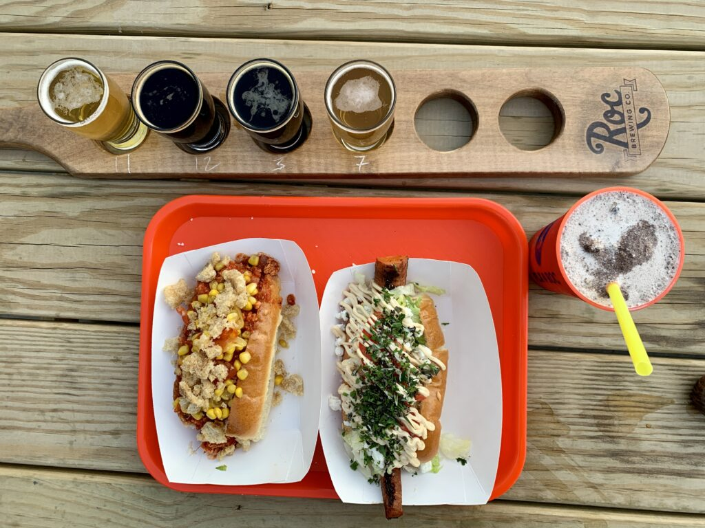 Feast at Roc Brewing