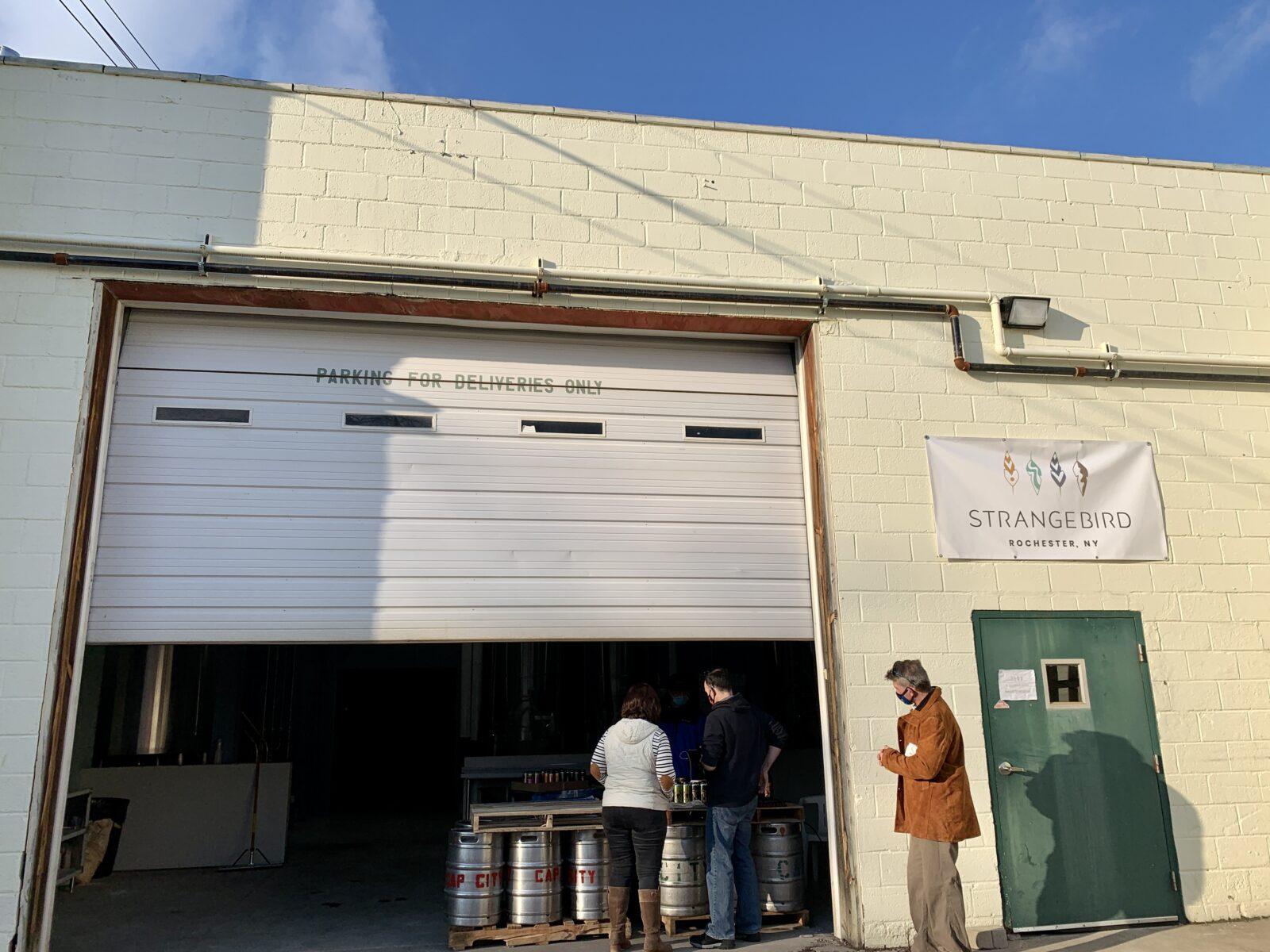 Strangebird Beer Rochester NY